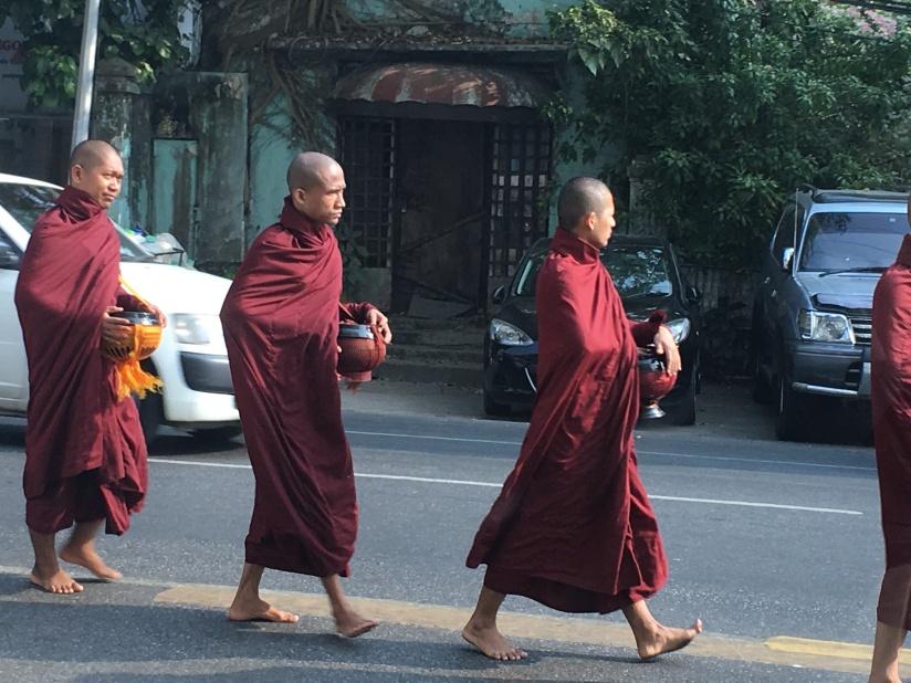 48 Hours in Yangon,Myanmar