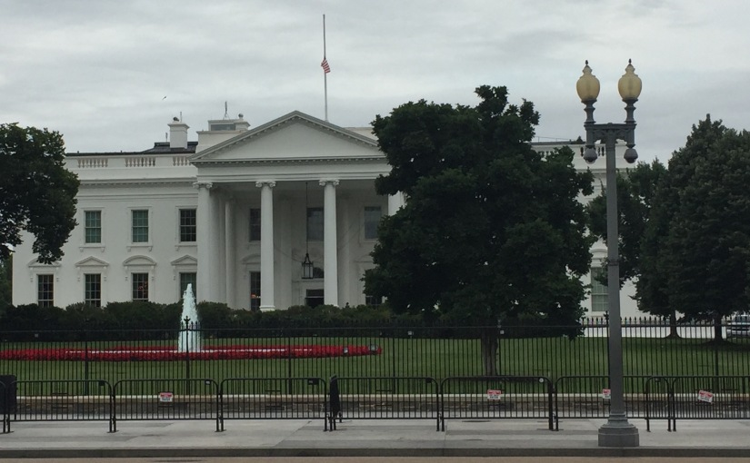 Trip Report: Singapore to Washington DC (Flight 3: Toronto to WashingtonDC)