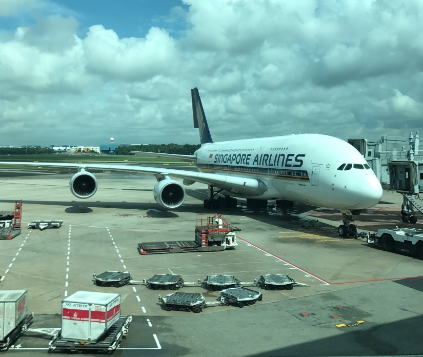 Flight Review: Singapore Airlines A380 Business Class – New York to Singapore (SQ25)