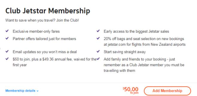 Club Jetstar
