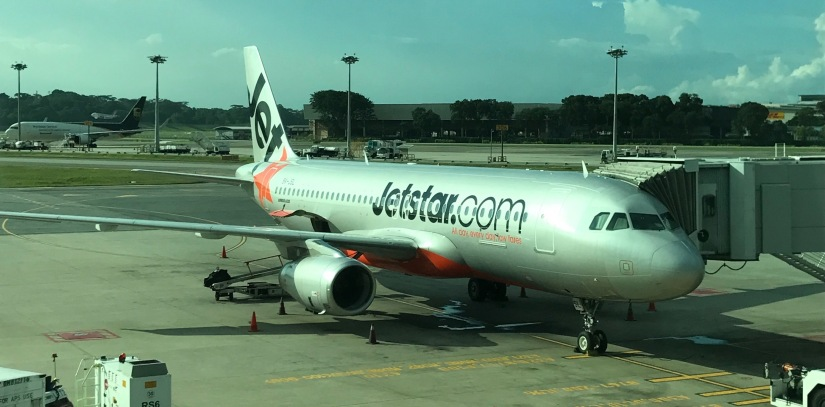 Flight Review: Jetstar Asia Airways – Singapore to Da Nang, Vietnam