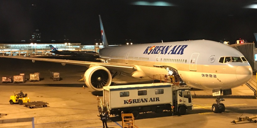 Flight Review: Korean Air Business Class 777 – Washington DC to Seoul Incheon